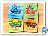 """Tell, Tale Signs..."" Childrens Book Series (Illustrations/Layout) #indiaSheana"